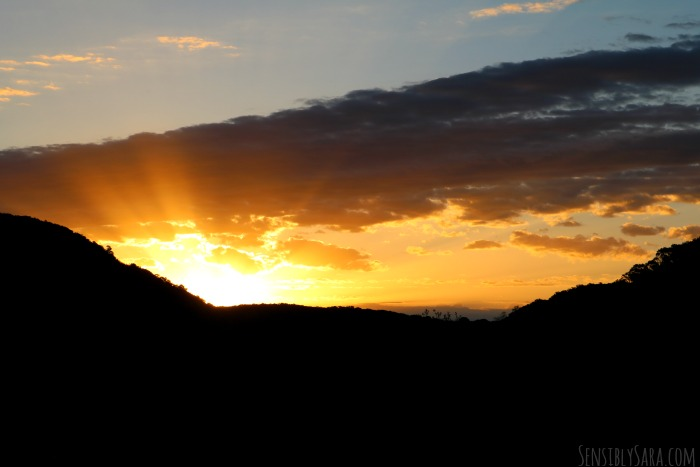 Texas Sunrise | SensiblySara.com