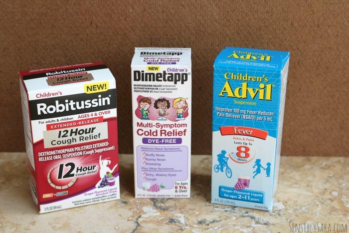 Pfizer Pediatric Products | SensiblySara.com