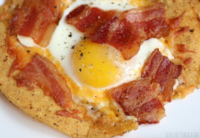 Breakfast Chalupas | SensiblySara.com