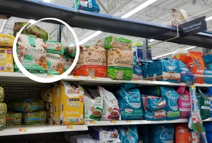 Nutrish Indoor Complete at Walmart | SensiblySara.com