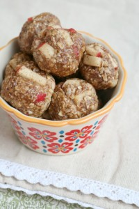 No Bake Apple Pie Bites Recipe