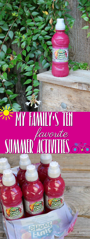 Summer Activities | SensiblySara.com