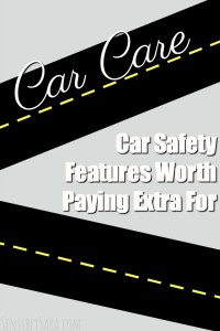 Car Safety Features Worth Paying Extra For