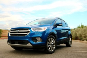 The Ford Escape Was My First 'Mom Mobile'