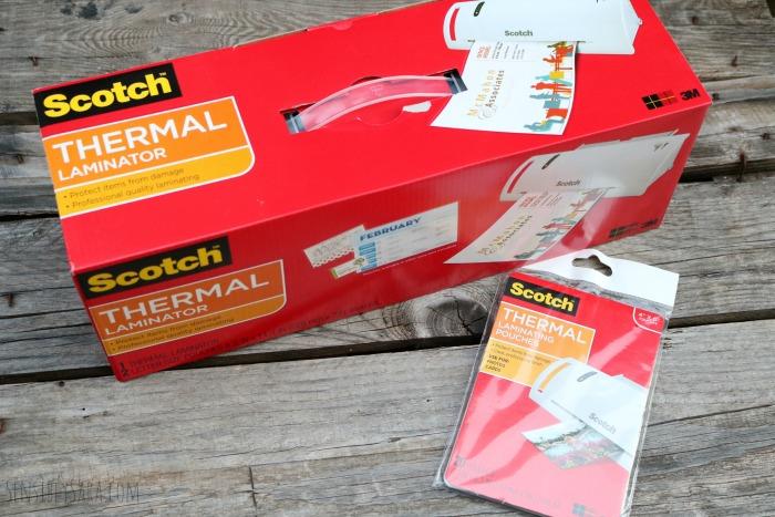 Scotch Thermal Laminator | SensiblySara.com