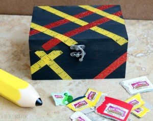 DIY Box Tops for Education Collection Box for Home or School
