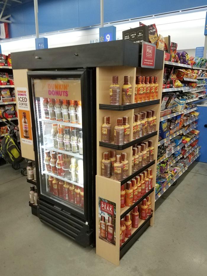 Gold Peak Latte at Walmart | SensiblySara.com