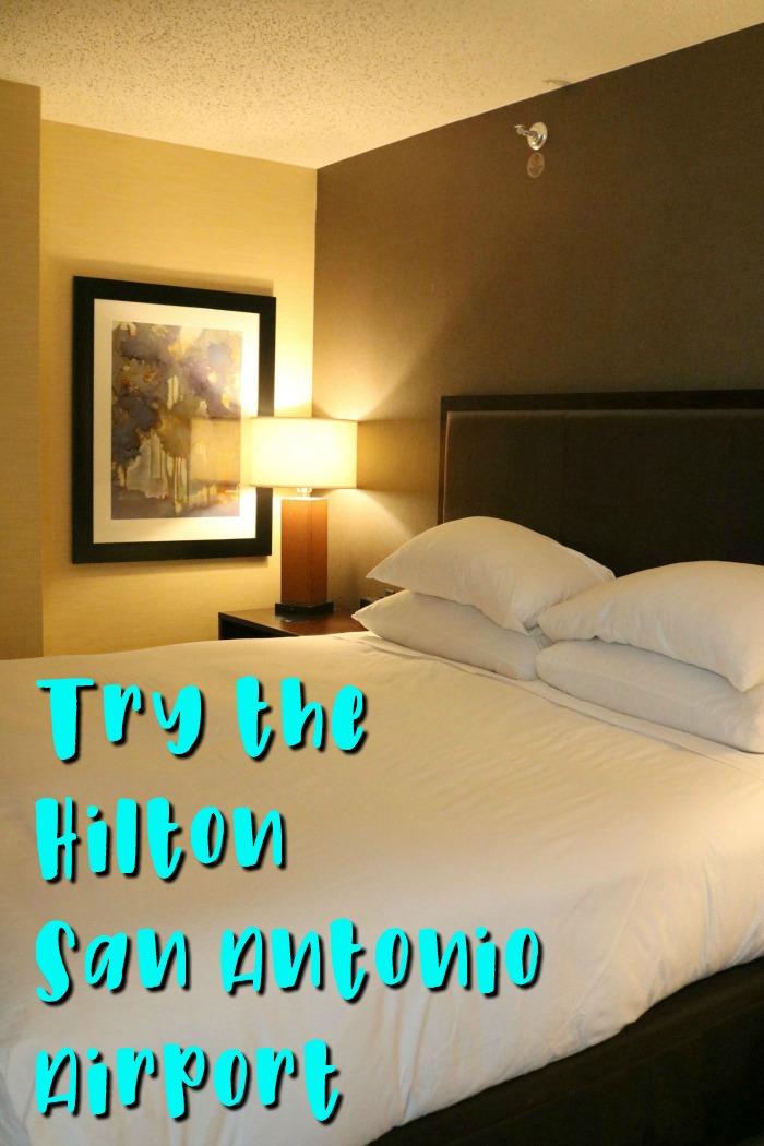 Hilton San Antonio Airport Hotel | SensiblySara.com