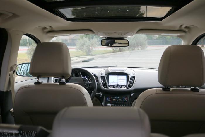 Ford Escape Titanium | SensiblySara.com