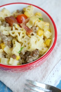 Cowboy Casserole Recipe with Skinner Pasta