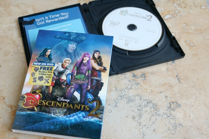 Descendants 2 on DVD | SensiblySara.com