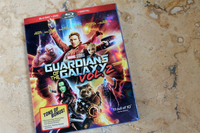 Marvel's Guardians of the Galaxy Vol. 2 | SensiblySara.com
