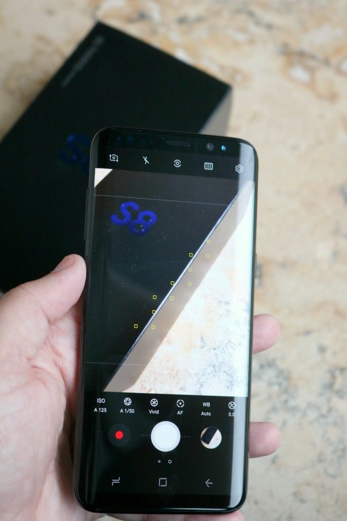 Samsung Galaxy GS8 | SensiblySara.com