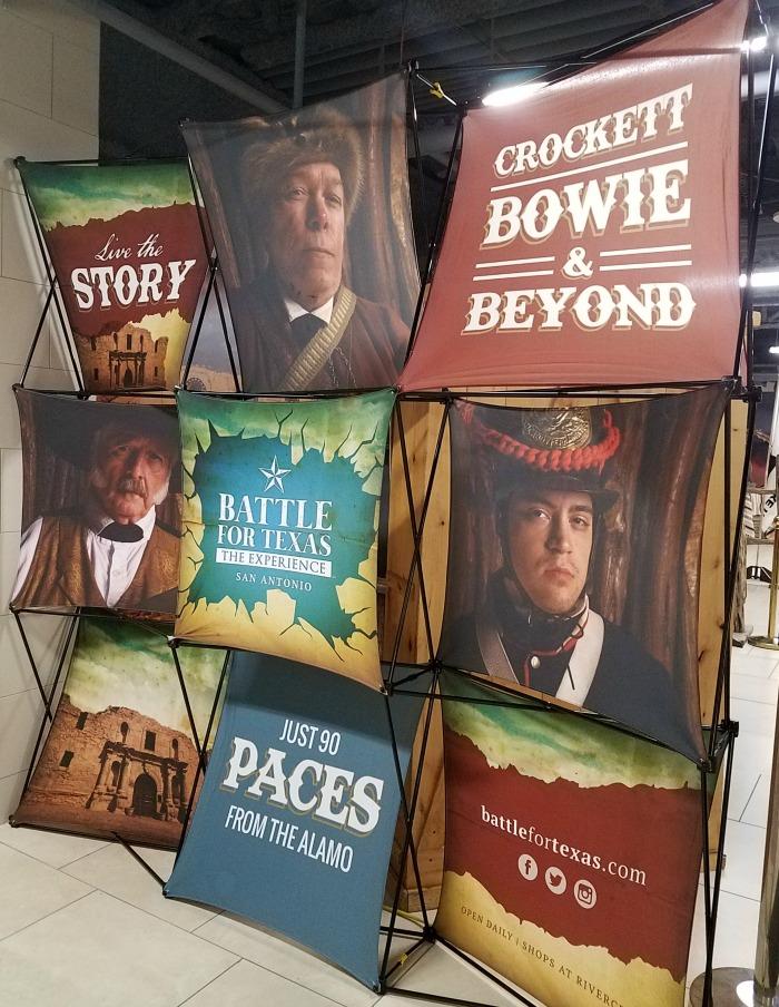 Battle for Texas: The Experience   SensiblySara.com