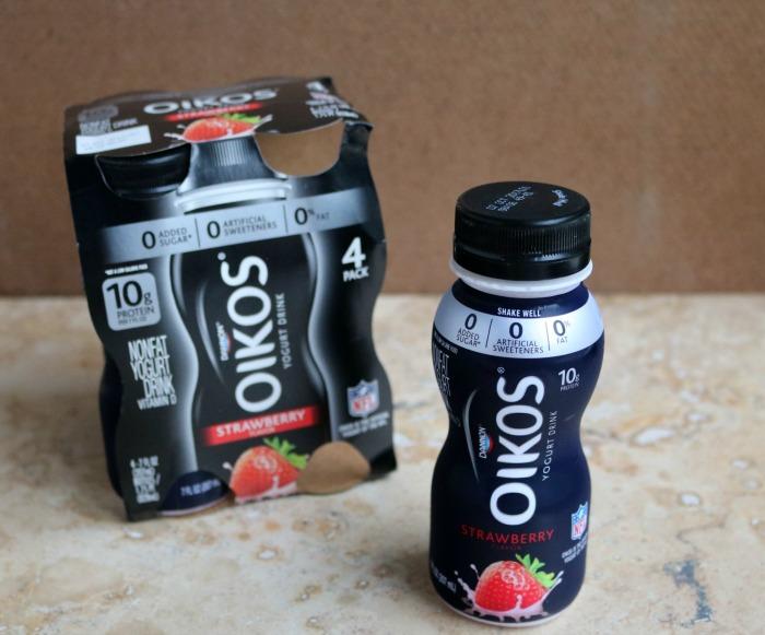 Dannon® Oikos® Yogurt Drinks - Breakfast on the Go | SensiblySara.com