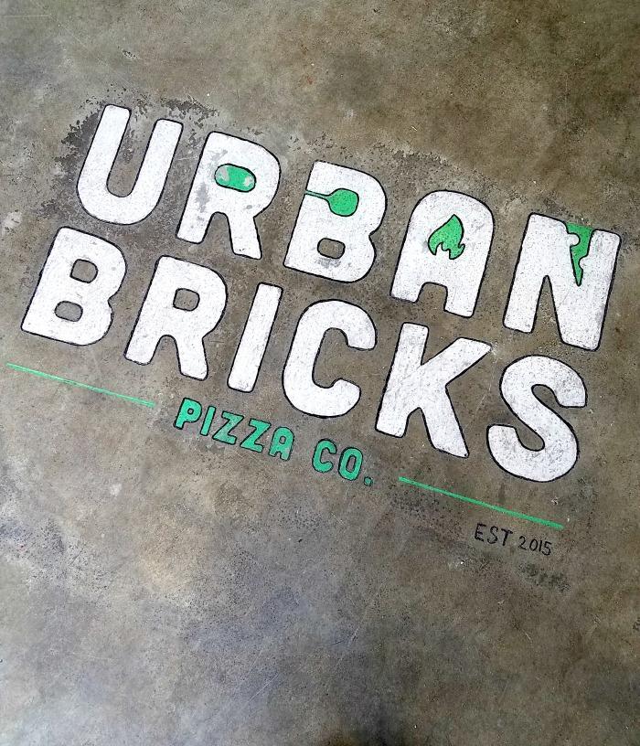 Urban Bricks Pizza | SensiblySara.com