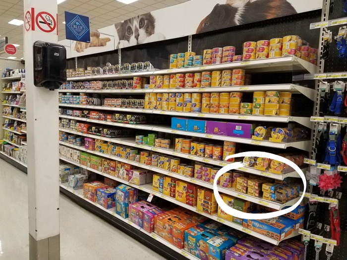 Meow Mix Simple Servings at Target | SensiblySara.com