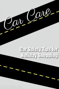 Car Safety Tips for Holiday Shopping