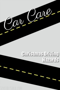 Christmas Driving Hazards