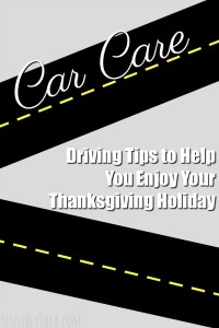 Driving Tips to Help You Enjoy Your Thanksgiving Holiday