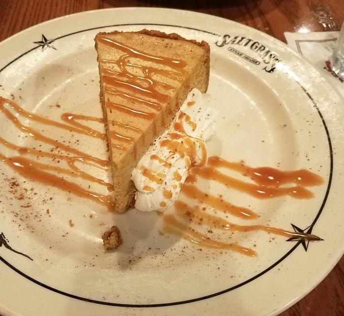 Pumpkin Cheesecake | SensiblySara.com