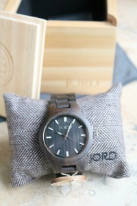 Holiday Gift Guide: JORD Wood Watches