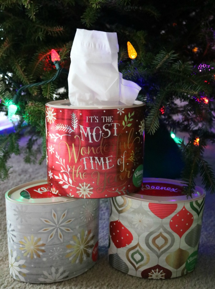Kleenex for Family Gatherings   SensiblySara.com