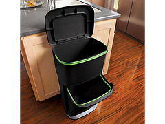 Rubbermaid 2-in-1 Recycler {#Review #Giveaway} CLOSED