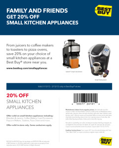 Eating healthier with small appliances from Best Buy