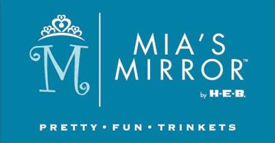 Mia's Mirror by HEB