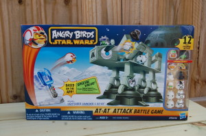 Angry Birds Star Wars At-At Attack Battle Game {#Review and #Giveaway} CLOSED