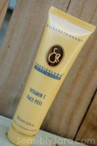Elizabeth Grant's Vitamin C Face Peel {#Review}