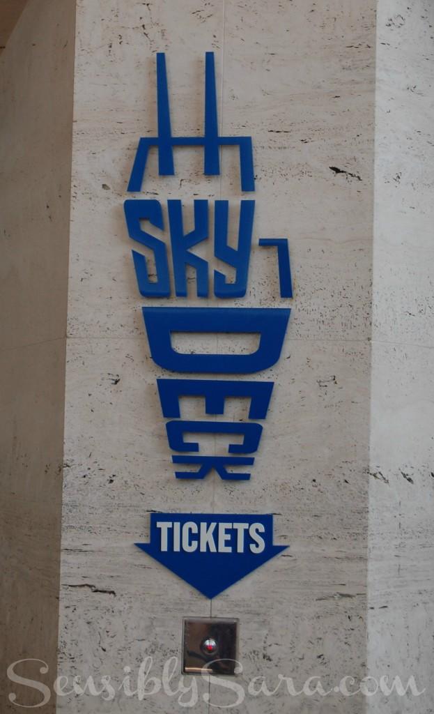 SkyDeck Logo