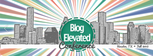 Taking my blog to the next level with #BlogElevated