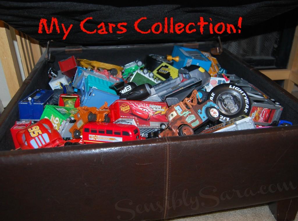 Disney Pixar Movie Collection Cars