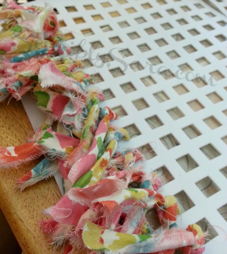#Waverize Rag Rug Starter | SensiblySara