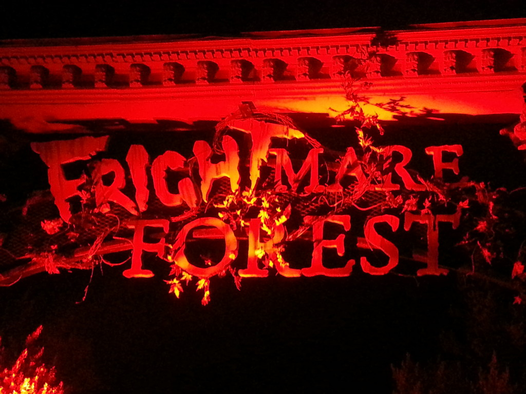 Frightmare Forest | SensiblySara.com