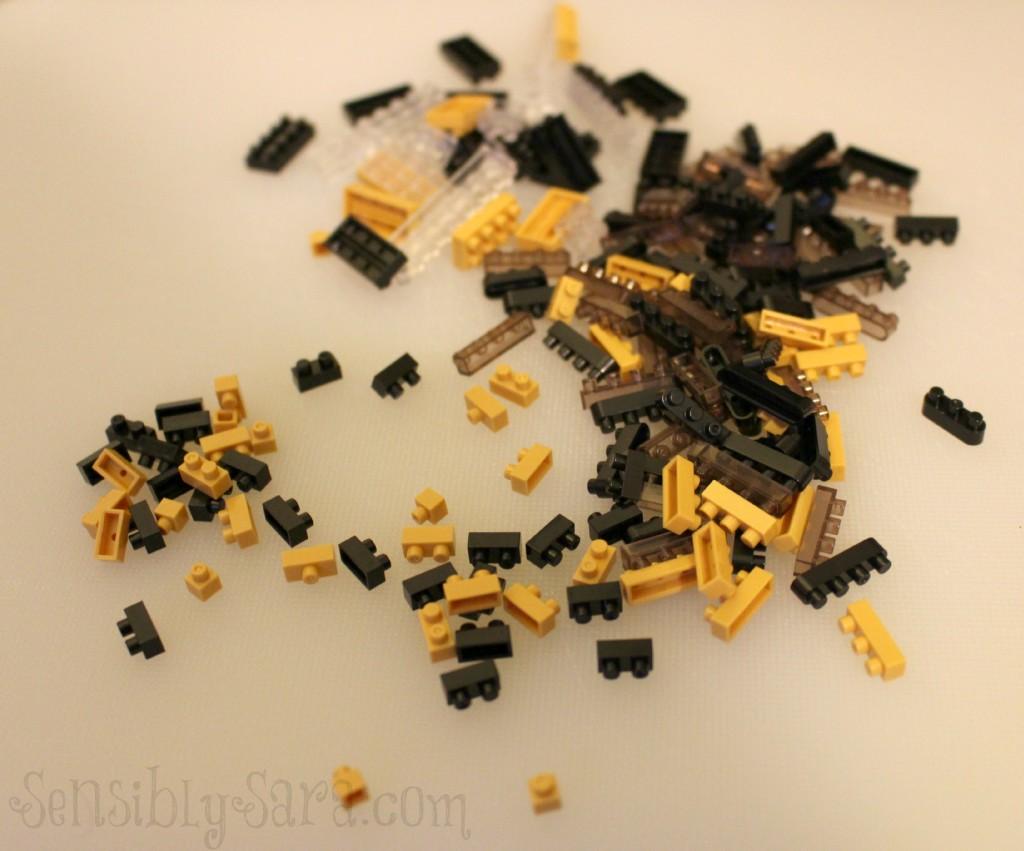 Nanoblocks Pieces | SensiblySara.com