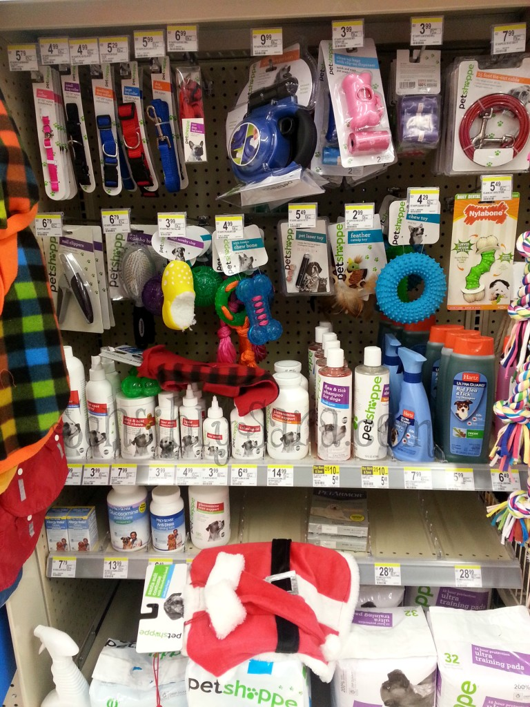 Walgreens Cat And Dog Stocking