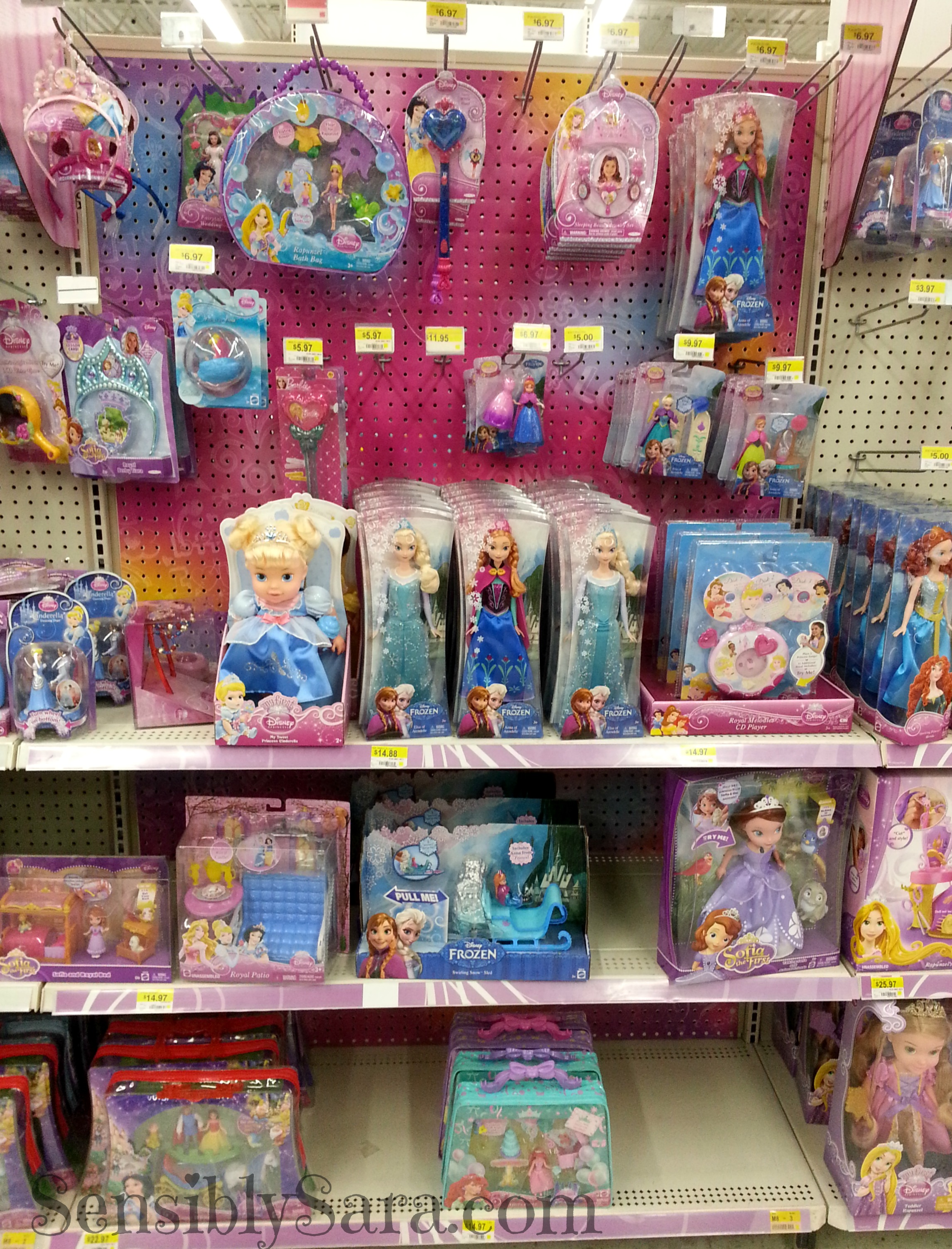 Toys For Girls From Walmart : Disney frozen toys not just for girls frozenfun shop