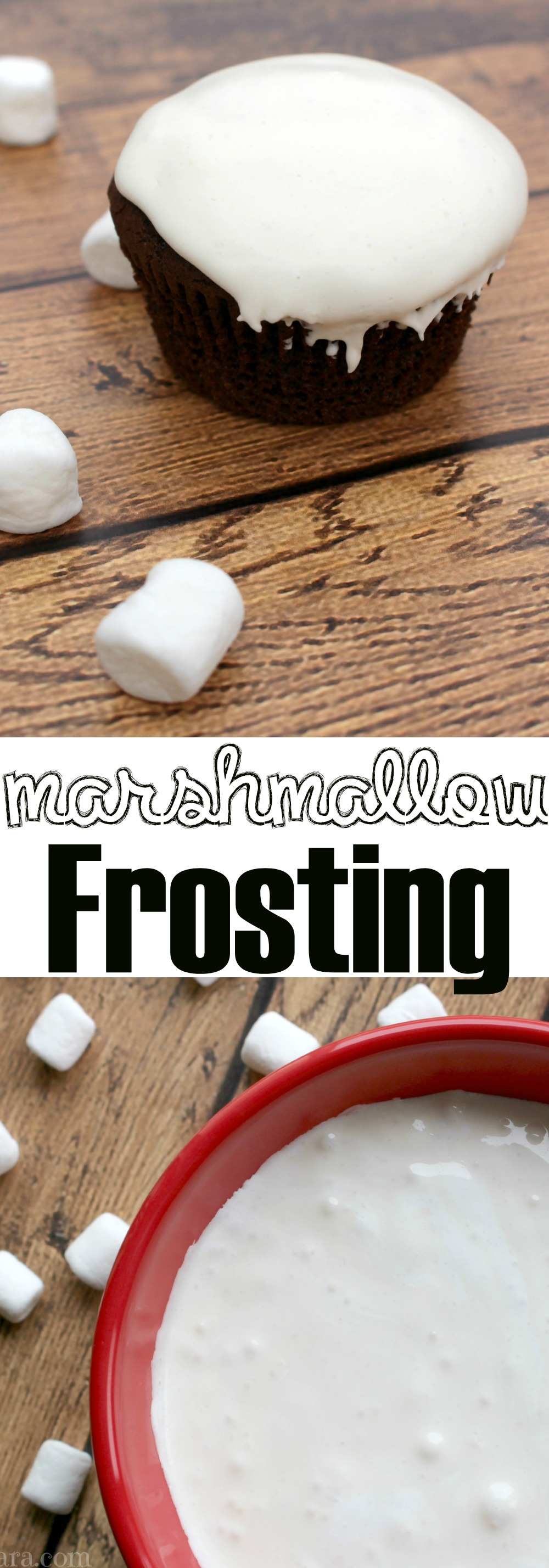 how to make marshmallow fluff icing