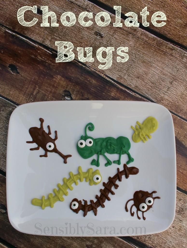 Chocolate Bugs | SensiblySara.com