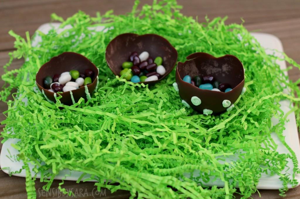 Chocolate Bowls | SensiblySara.com