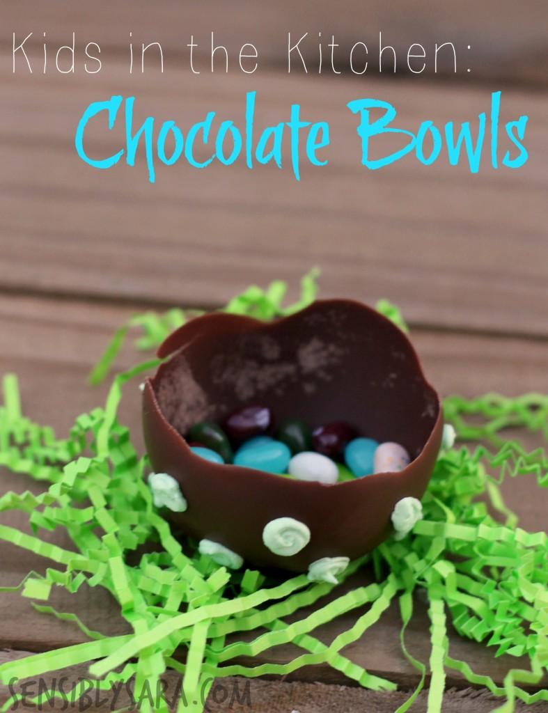 Imperial Sugar Chocolate Bowls | SensiblySara.com