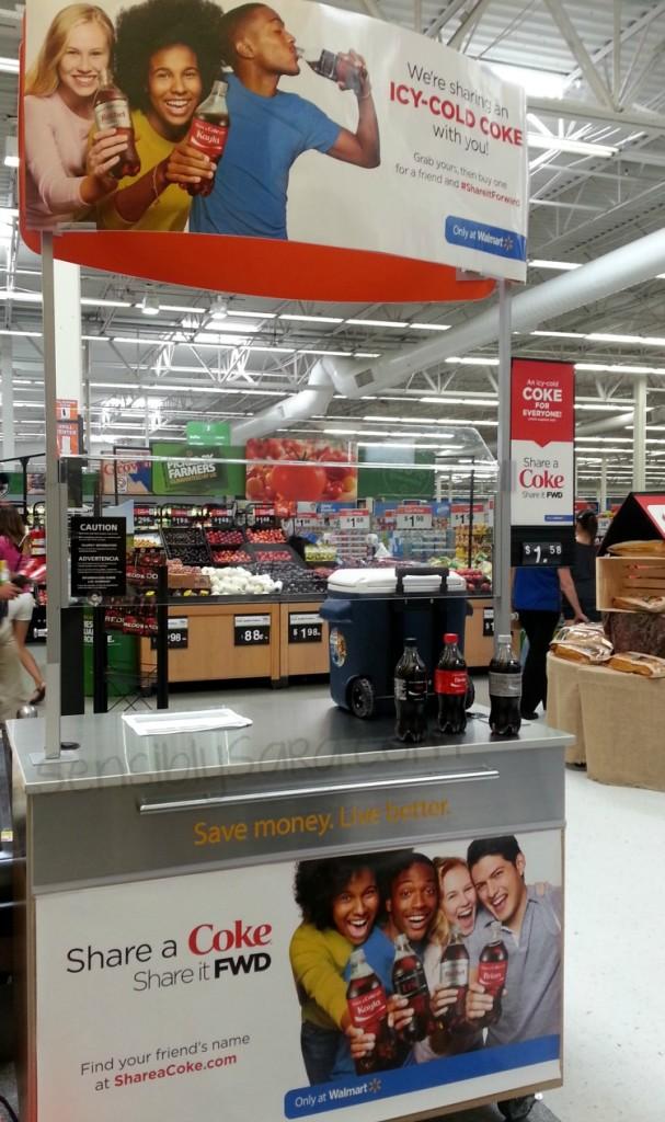 #ShareItForward Event at Walmart #shop | SensiblySara.com