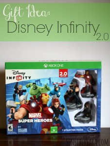 Holiday Gift Guide: Disney Infinity 2.0