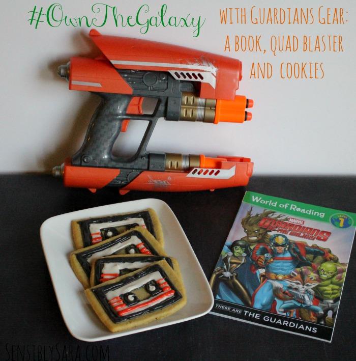#OwnTheGalaxy with Guardians of the Galaxy #shop | SensiblySara.com