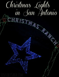 San Antonio Spotlight: Christmas Light Fest at Don Strange Ranch