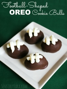 OREO Cookie Balls – Perfect for Football Season! #ad #OREOCookieBalls
