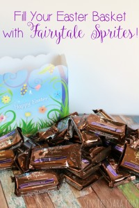Fairytale Brownies: The Perfect Easter Basket Treat!
